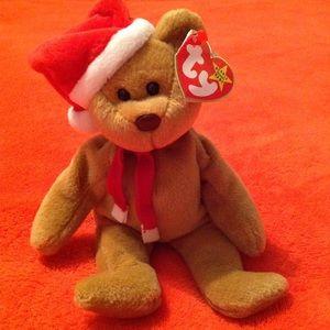 Teddy Holiday Beanie - bundle beanies & save $$$